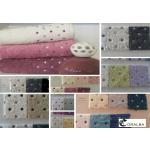CORALBA - ANTILLE - coppia asciugamani set 1+1
