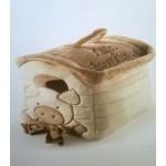 MARYPLAID -  Borsa con copertina per culla/carrozzina  - porcellino