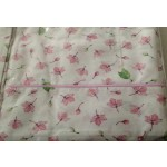 CORALBA  completo letto CANDY - singolo - rosa