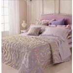 OFFERTA DEL MESE - BLUMARINE Quilt Moiré - lavanda e cuscino Moirè in omaggio