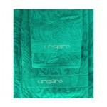 UNGARO -  DIAMANTE - coppia asciugamani - variante smeraldo 363