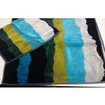 SOTTOCOSTO - UNGARO -  VOGUE - coppia asciugamani - variante verde/azzurro
