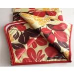 FIRENZE ARREDO - Tovaglia Julia in cotone resinato 160x210 - rosso