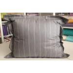 MASTRO RAPHAEL cuscino Gessato - grigio