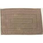 SOTTOCOSTO - CARRARA - FYBER - Telo bagno  e tappeto bagno - variante 424 burro